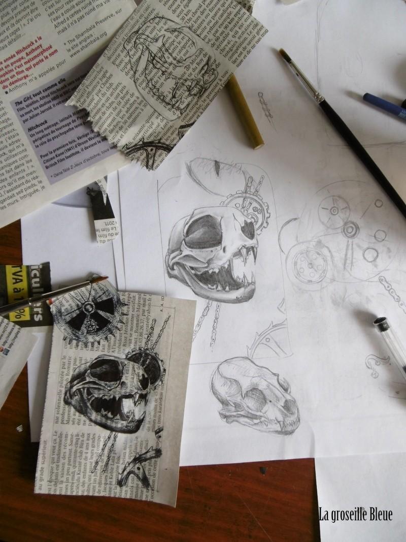 Caverne pour une Groseille Bleue. - Forum Tatouage et Piercing
