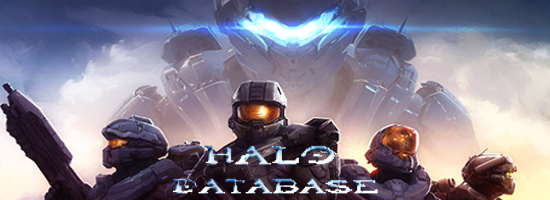 Welcome to 'Halo' Database