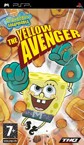 تحميل لعبه spongebob squarepants the yellow avenger