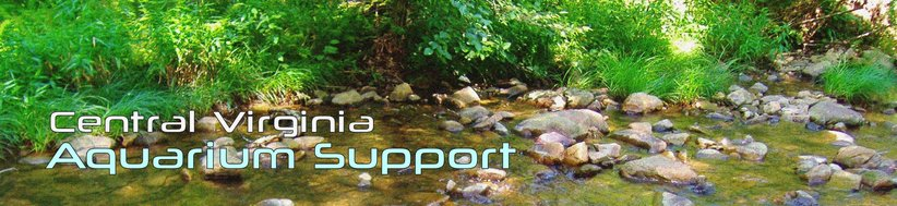 Central Virginia Aquarium Support