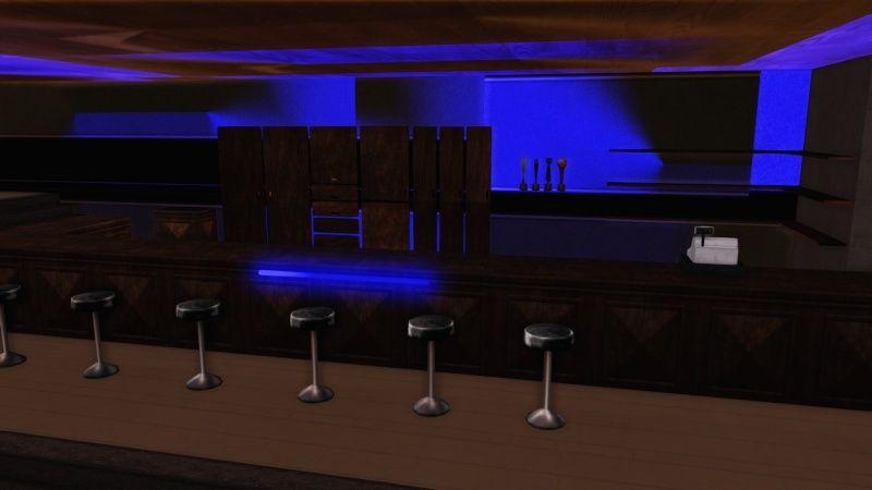 Vendue bo te de nuit le new dakota - Interieur boite de nuit ...