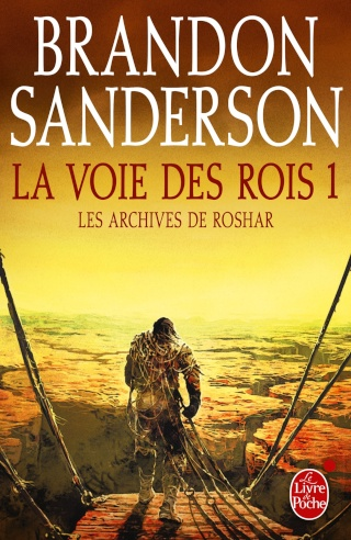 SANDERSON, Brandon - La Voie des Rois (2 tomes)