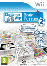 [WII] Challenge Me: Brain Puzzles 2