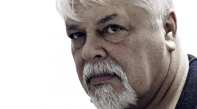 Paul Watson dirigeant et fondateur de Sea Shepherd