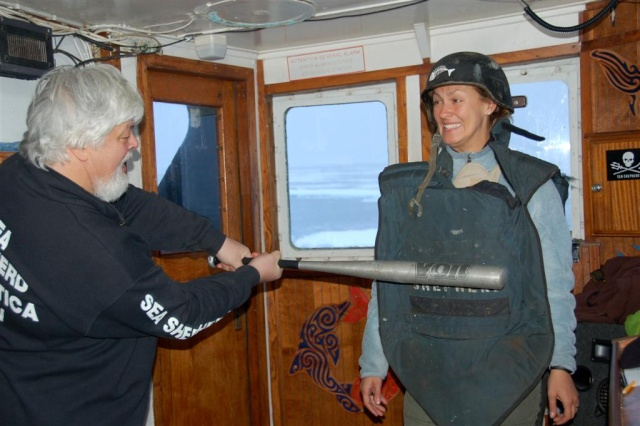 Sea Shepherd ; Paul Watson
