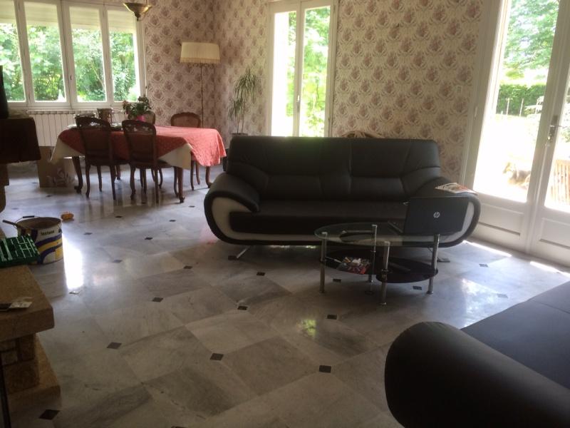 Id e peinture salon s jour sol gris clair - Idee peinture salon sejour ...