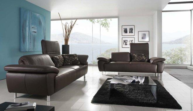Id e peinture salon s jour sol gris clair - Idee de couleur pour salon ...