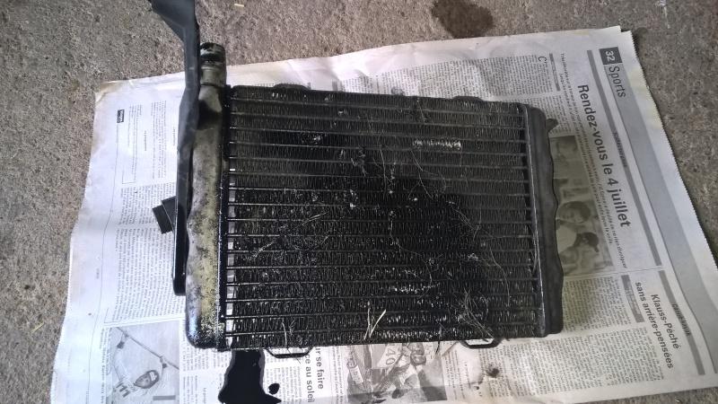Bmw 525tds e39 de 1996 changement radiateur d 39 huile les moteurs diese - Faut il purger tous les radiateurs ...