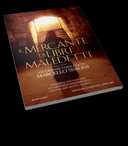 Marcello Simoni: Il mercante di libri maledetti