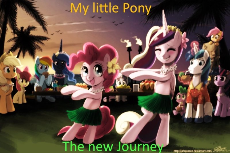 My little Pony - The new Journey