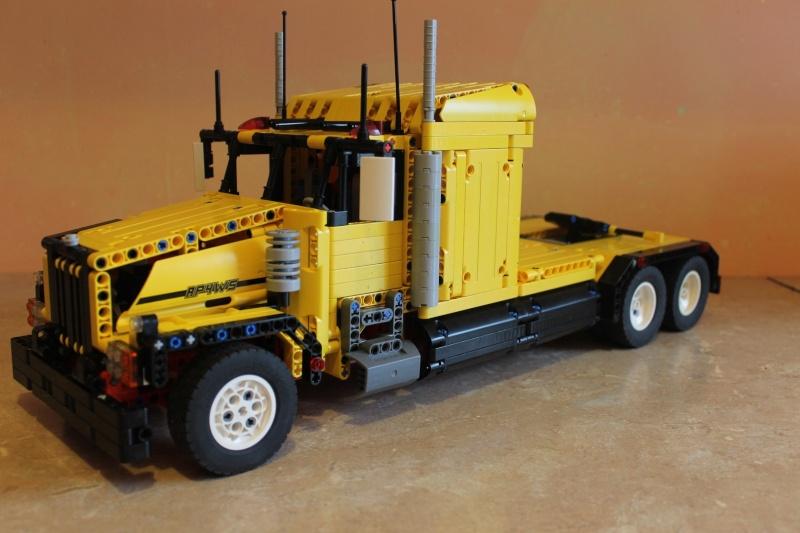 Ch 39 ti lug le forum consulter le sujet camion - Camion benne americain ...