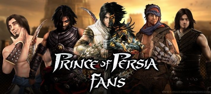 Prince of Persia Fans