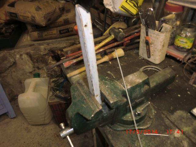 Fabrication virole pour lacet - Fabrication glue pour chasse ...
