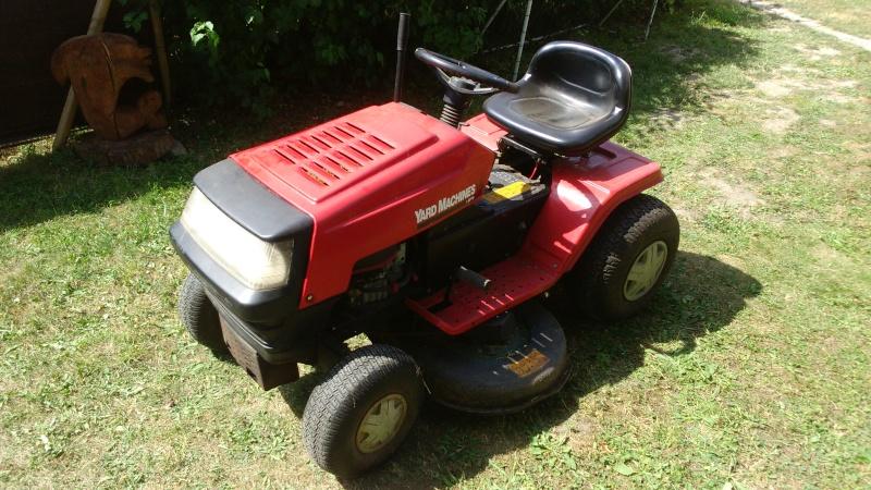 Vends tracteur tondeuse et une remorque - Tracteur tondeuse occasion le bon coin ...