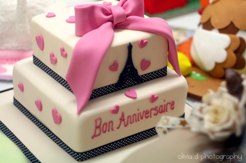 Французские поздравления на день рождения
