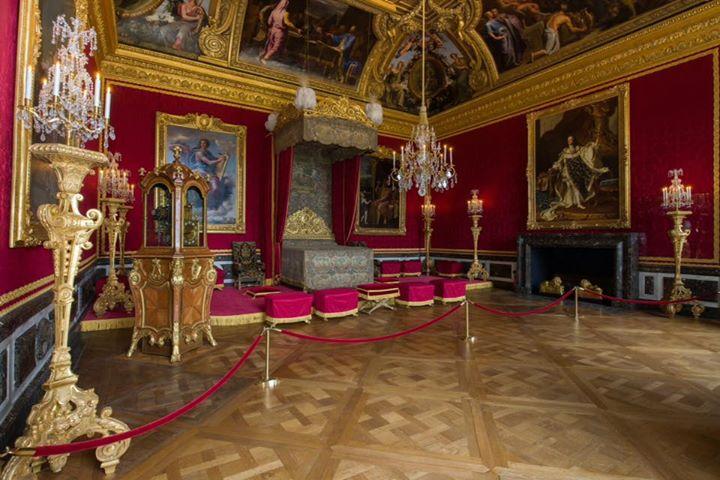 Versailles la restauration du salon d 39 apollon for Salon d apollon
