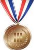 Médaille de bronze