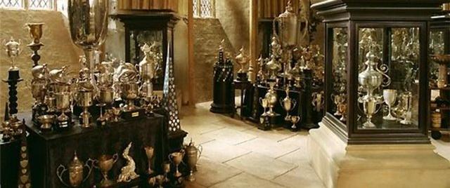 Salle des trophées