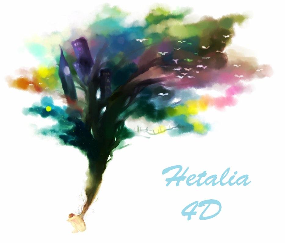 Hetalia 4D