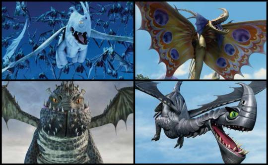 how to train your dragon netflix series order