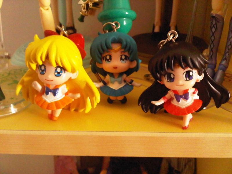Sailor moon billy 39 s collection page 2 for Etagere japonaise