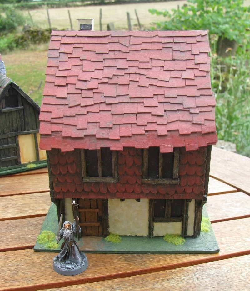 Maisons de br e l 39 origine de l 39 empire pour warhammer for Origine du mot maison