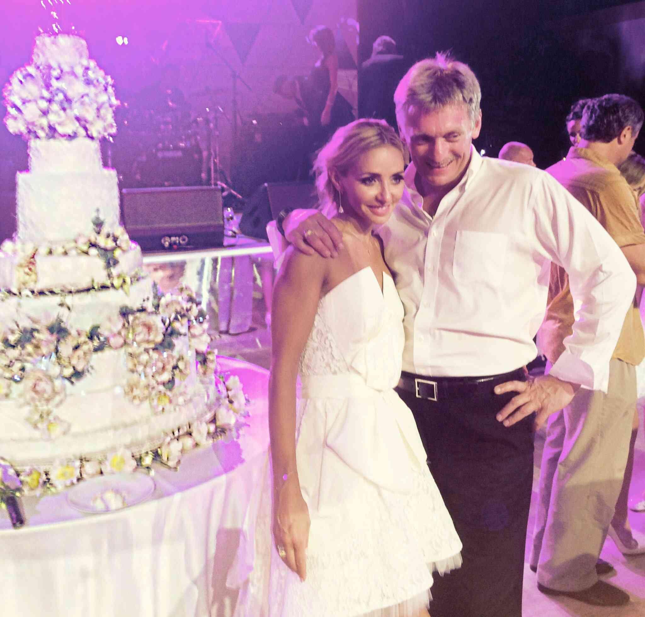 Кто муж навки фото со свадьбы