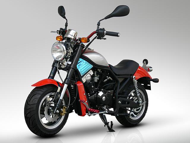 Chopper moped 18