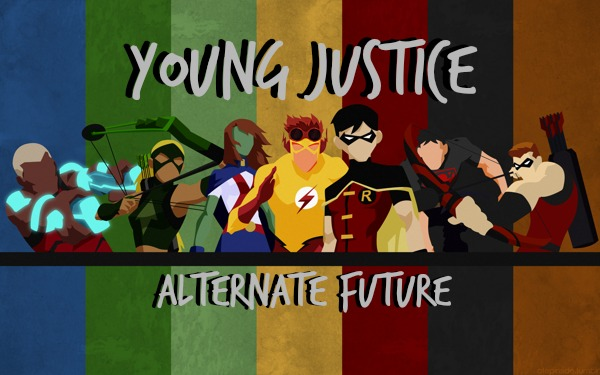 Young Justice AF Roleplay