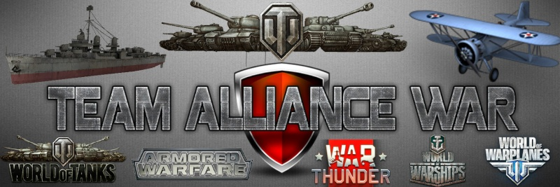 TEAM ALLIANCE WAR