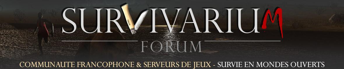 Survivarium - Forum
