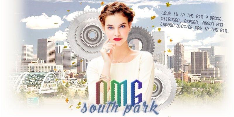 OMG SOUTH PARK