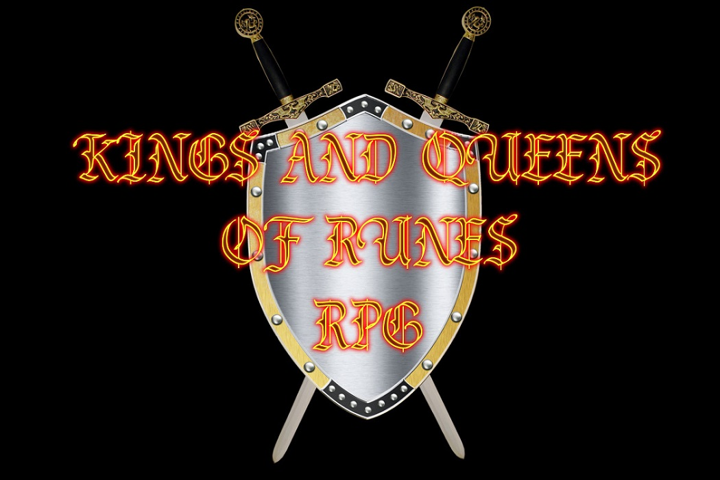 Kings and Queens of Runes - RPG