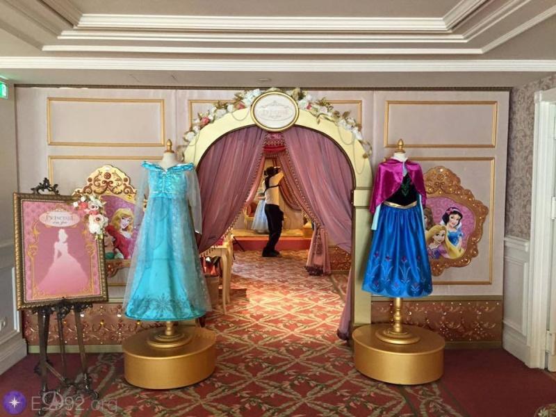 Foro De Disneyland Paris Dlpboa Com Princesa Por Un Dia En