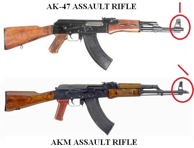 Quel Arme Est-ce?