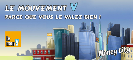 Le Forum du Mouvement V de Money City