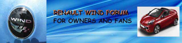 Renault Wind Owners