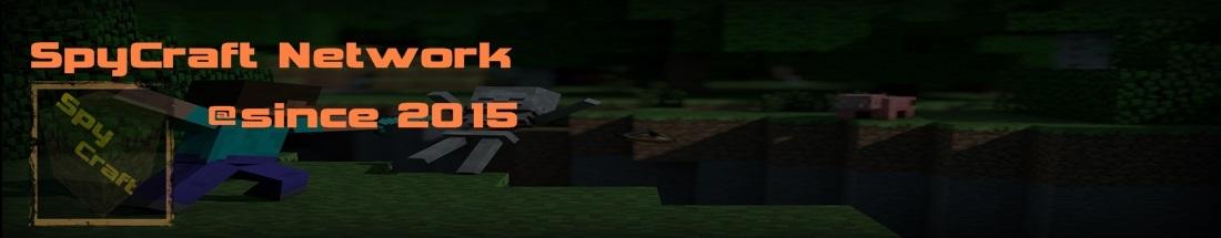 SpyCraft Network