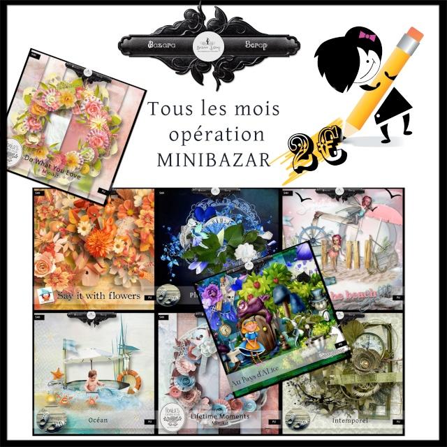 Opération Mini bazar Mellye Creations dans Juillet newsba10