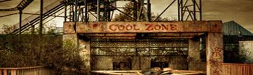 Feria abandonada
