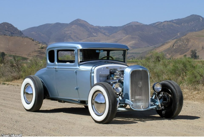 1930 Ford hot rod - Page 5