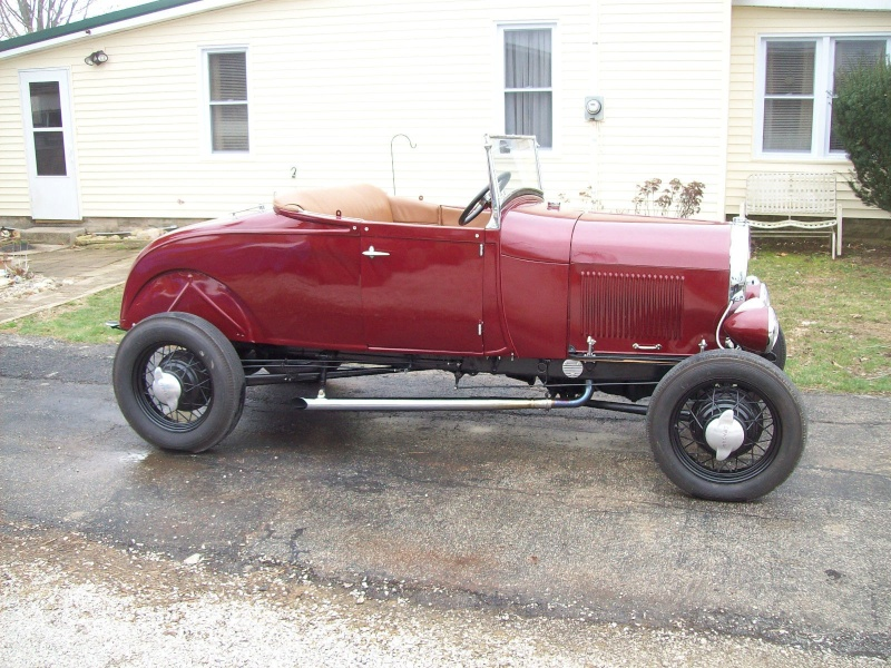 1928 - 29 Ford hot rod - Page 8