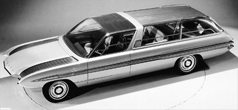 1964 ford aurora - concept car