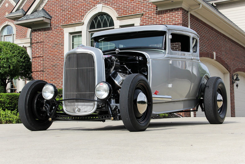 1930 Ford Hot Rod Page 5