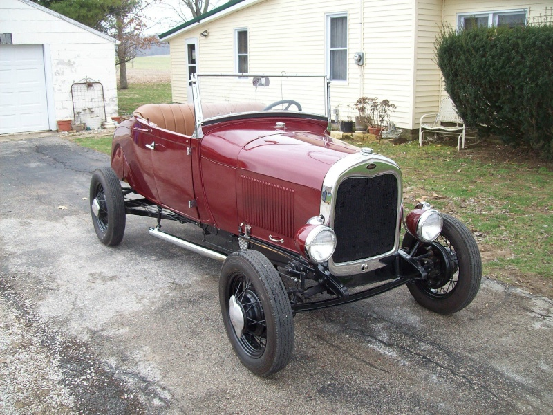 1928 29 Ford Hot Rod Page 8