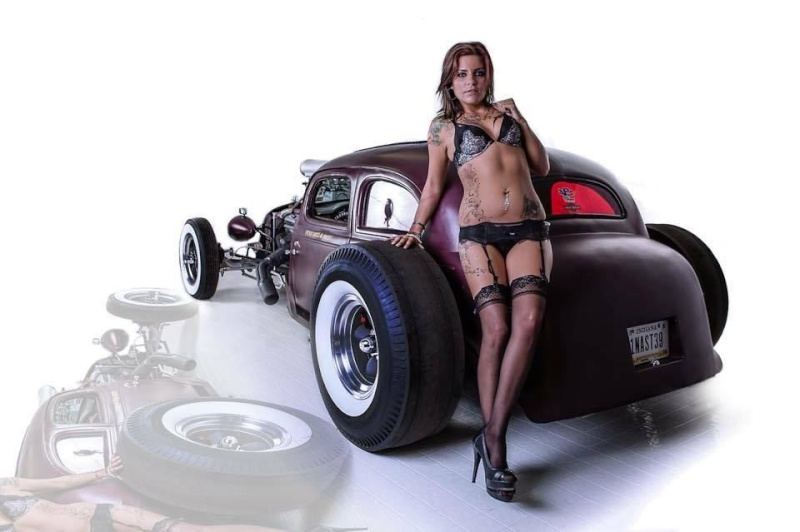 photos gallery hot interior and page photo pieces customs ideas parts interiors rat roadkill rod lights