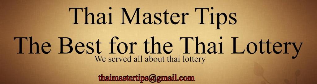 Thai Master Tips