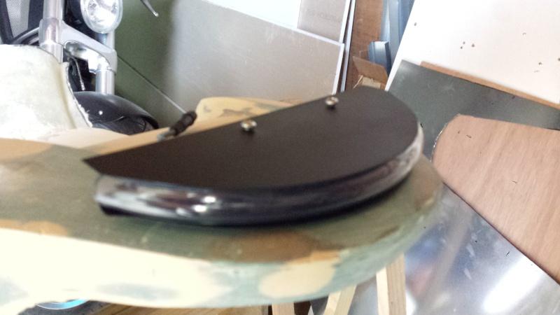 Cr ation d 39 une pi ce de carrosserie en fibre de verre for Enlever fibre de verre