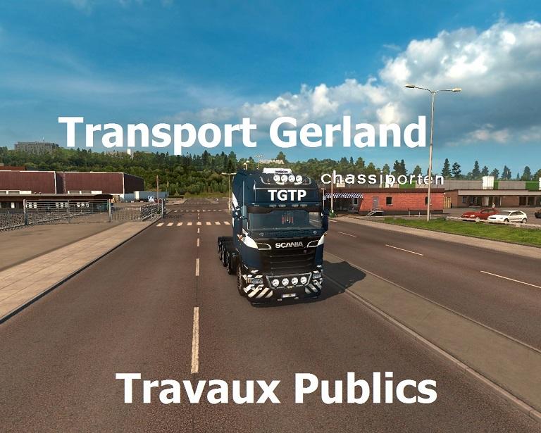 Transport Gerland TP