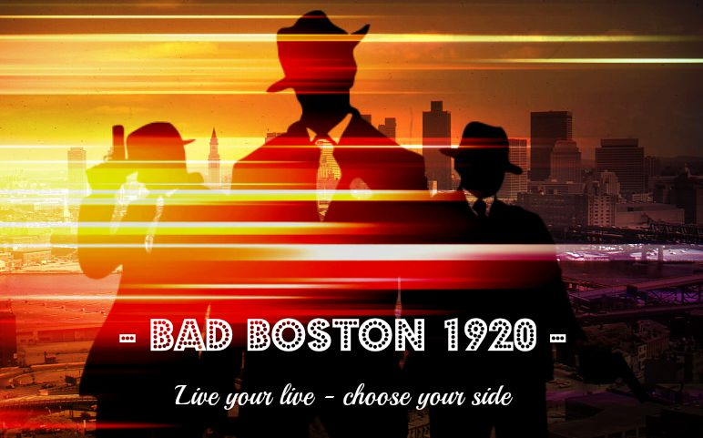 Bad Boston 1920